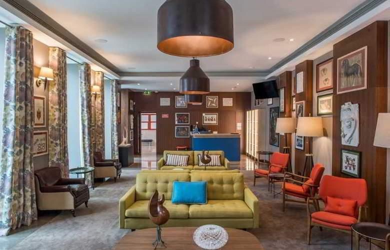 The Artist Porto Hotel & Bistro - Bar - 21