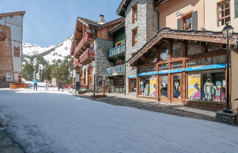 Pierre & Vacanc.Premium Arc 1950 Le Village - Hotel - 11