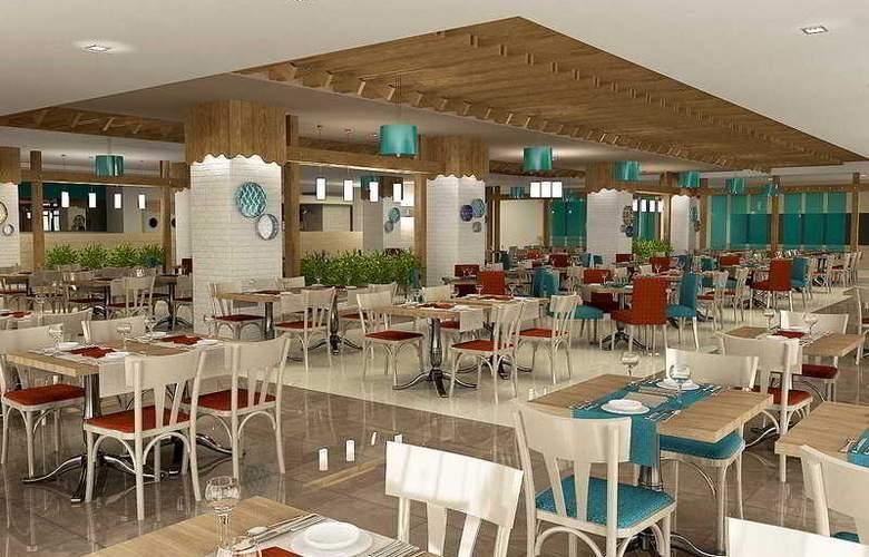 Commodore Elite Suites & Spa - Restaurant - 8