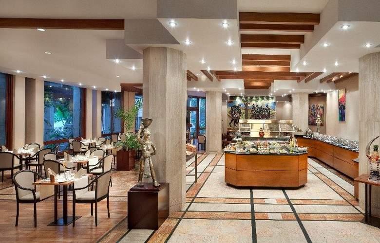 Hilton Yaounde hotel - Restaurant - 16