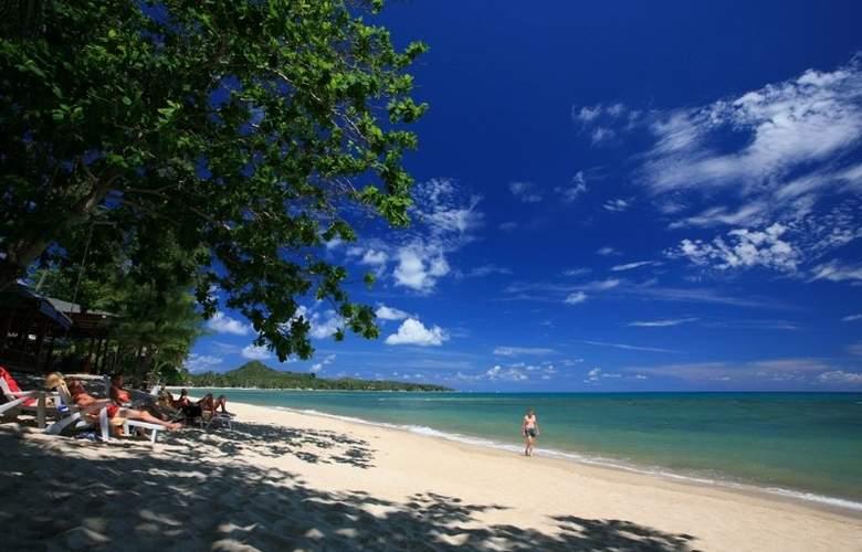 Sand Sea Resort & Spa Koh Samui - Beach - 10