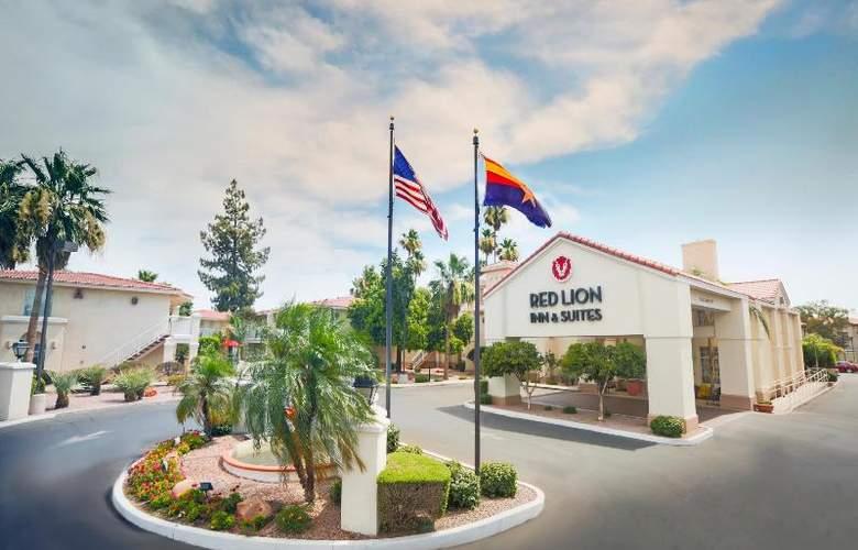 Hampton Inn & Suites Phoenix- Tempe -ASU - Hotel - 5