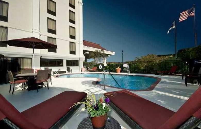 Hampton Inn Winston-Salem-I-40/Hanes Mall - Hotel - 4