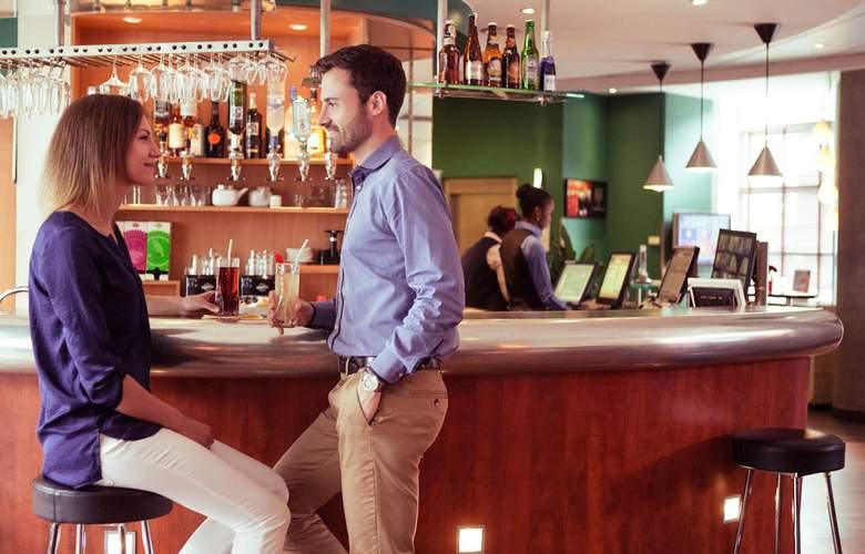 Novotel Suites Paris Velizy - Bar - 2