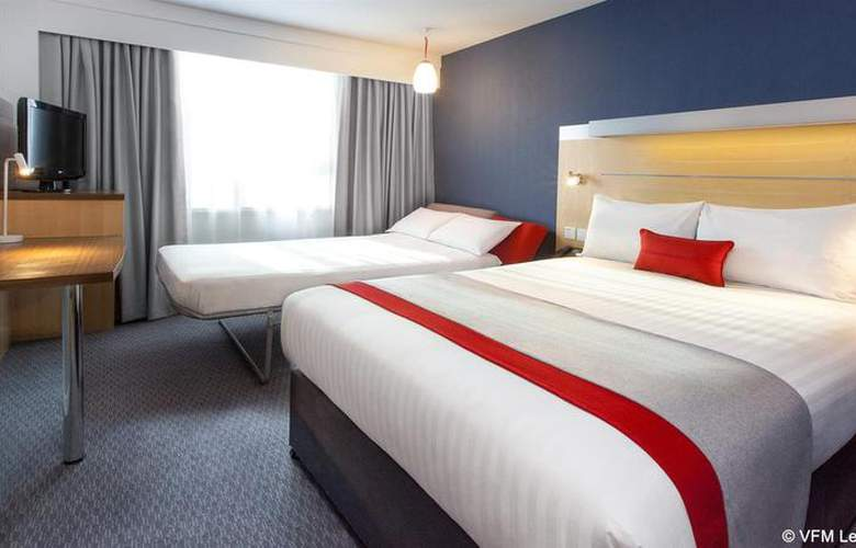 Holiday Inn Express London Limehouse - Room - 11