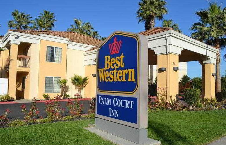 Best Western Palm Court Inn  - Hotel - 6
