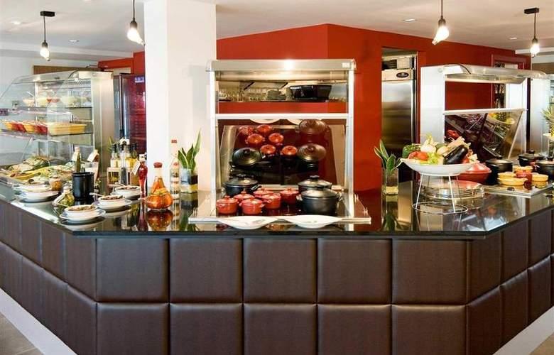 Novotel Brussels Airport - Restaurant - 10