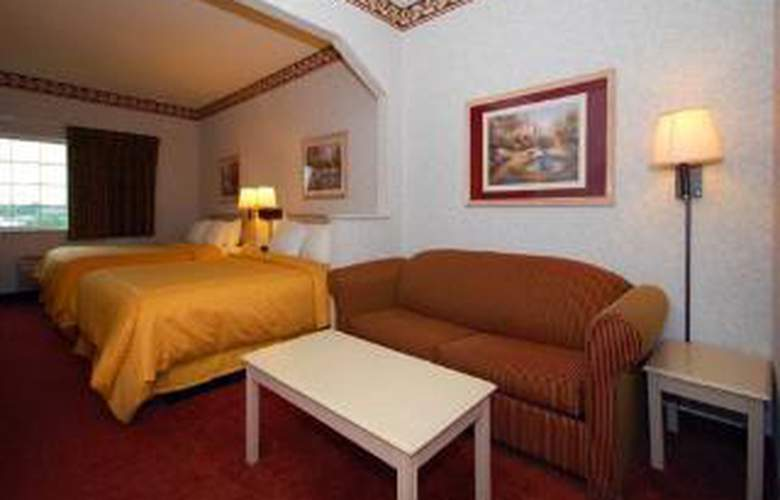 Comfort Suites Clara Avenue - Room - 5