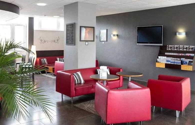 Mercure Saint Lo Centre - Hotel - 3