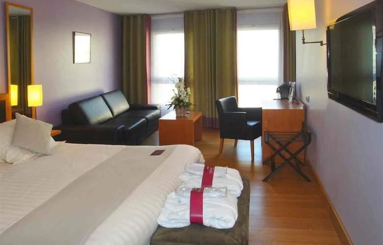 Mercure Montpellier Antigone - Room - 57