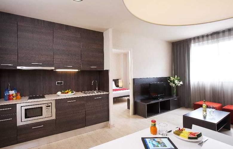 Capri By Fraser Hotel Residences Barcelona - Room - 12