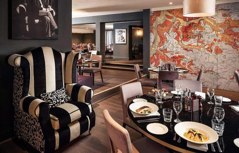 Ramada Jarvis Leicester - Restaurant - 35