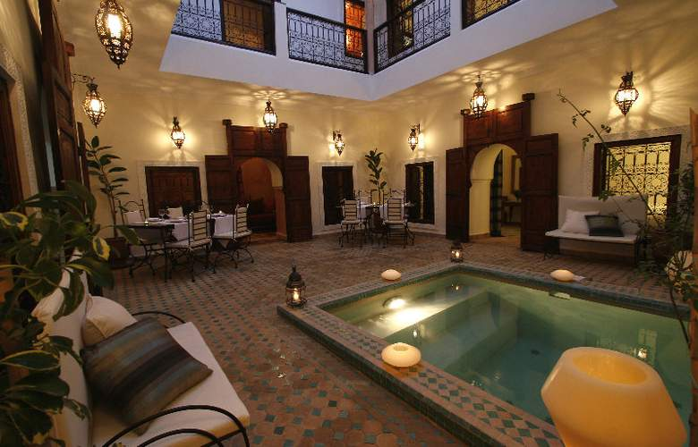 Riad Dar Elma And Spa - Pool - 6
