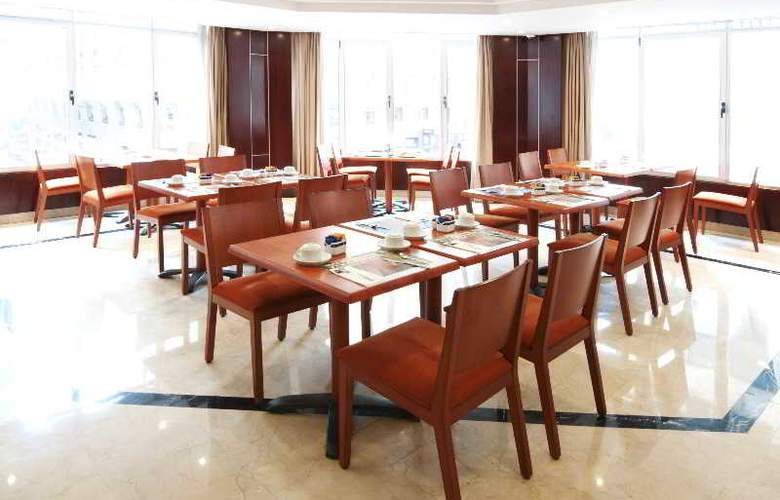 Madrid Plaza España Managed by Meliá - Restaurant - 22