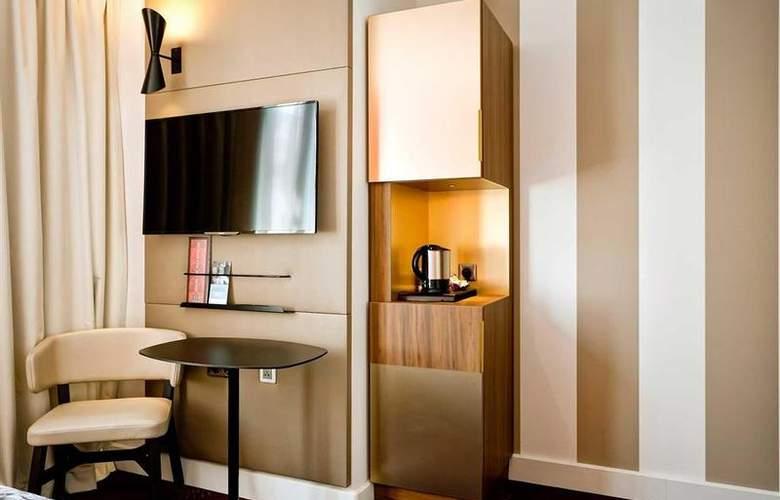 Mercure Plaza Republique - Hotel - 41
