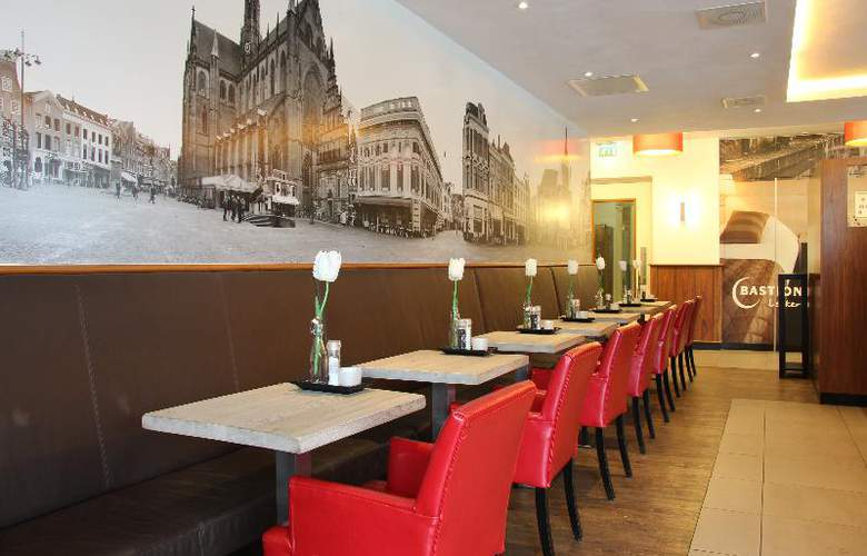 Bastion Hotel Haarlem / Velsen - Restaurant - 19