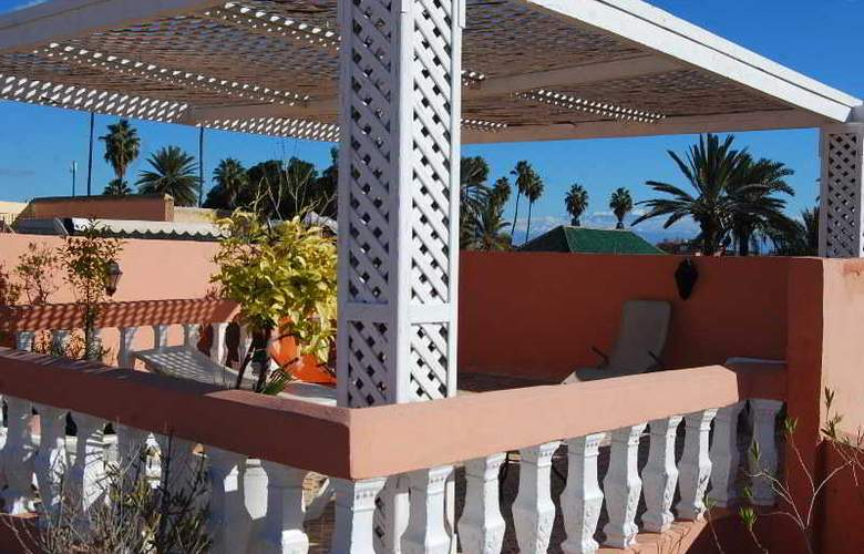 Riad Les Oliviers - Terrace - 21