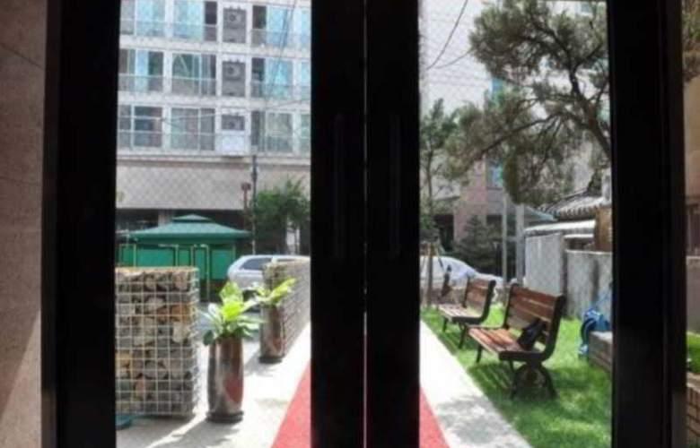 Seoul 53 hotel - Terrace - 3