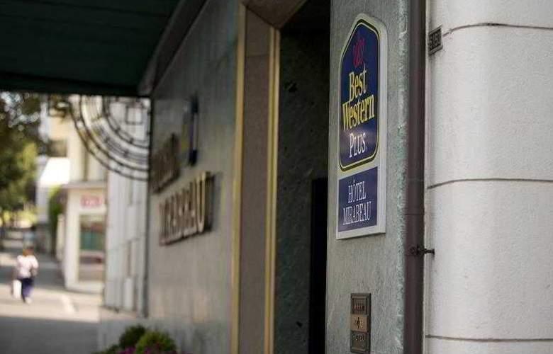 Best Western Plus Hotel Mirabeau - Hotel - 20