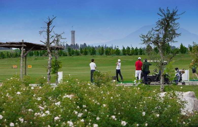 Chervo Golf Hotel Spa & Resort San Vigilio - Sport - 41