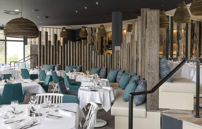 Les Bains d'Arguin - Restaurant - 4