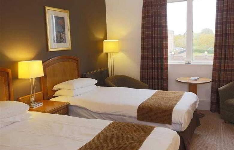 Best Western Stoke-On-Trent Moat House - Hotel - 38