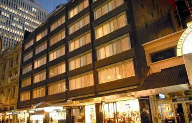 CityLife Wellington A Heritage Hotel - Hotel - 0