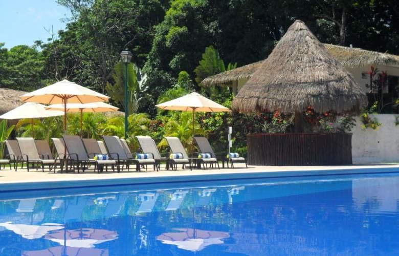 Villa Mercedes Palenque - Pool - 11