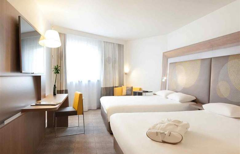 Novotel Paris Les Halles - Room - 8