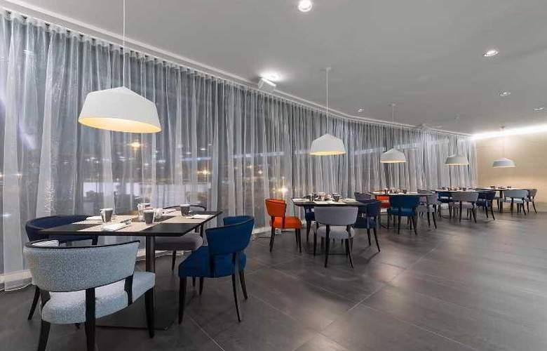 Radisson Blu Hotel Manchester Airport - Restaurant - 24