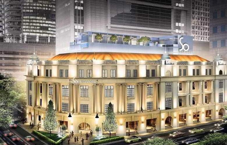 So Sofitel Singapore - Hotel - 26