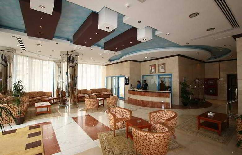 Jormand Hotel Apartments Sharjah - General - 1