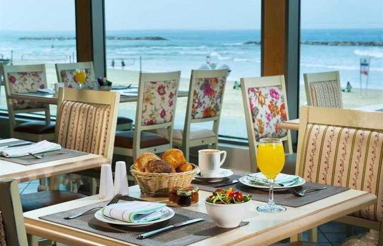 Herods Hotel Tel-Aviv - Restaurant - 25