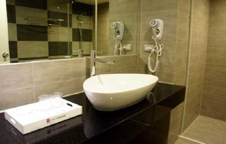 Taichung One Chung Business Hotel - Room - 1