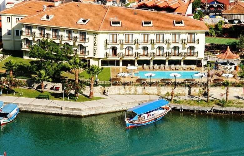 Dalyan Tezcan Hotel - Hotel - 0