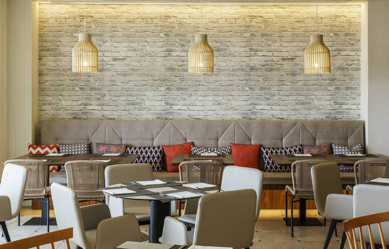 Ilunion Fuengirola - Restaurant - 4