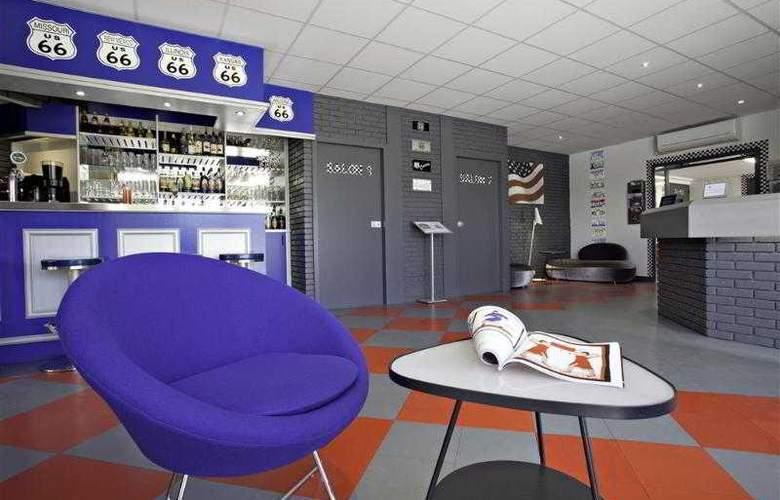 Best Western Bordeaux Aeroport - Hotel - 52