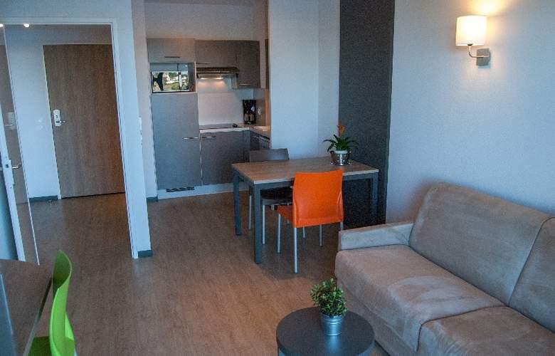 Mer et Golf Appart-Hotel Bordeaux Lac - Bruges - Room - 35