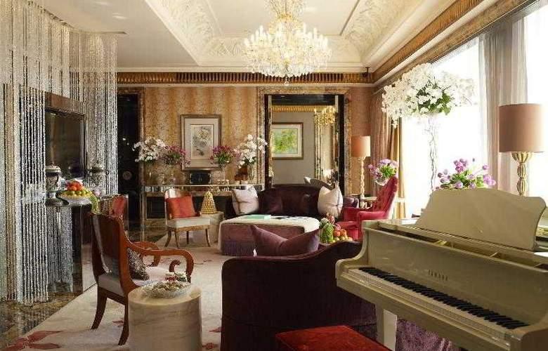 St. Regis Hotel Singapore - Room - 28