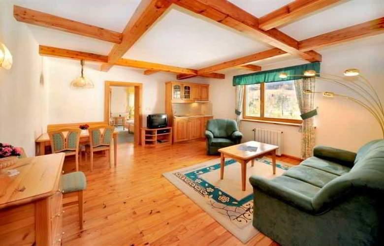 Resort Beatrice Tatranska Lomnica - Room - 2