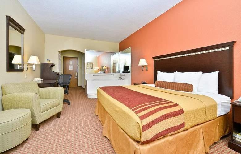Best Western Greenspoint Inn and Suites - Room - 128