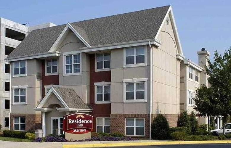 Residence Inn Gaithersburg Washingtonian Center - Hotel - 0