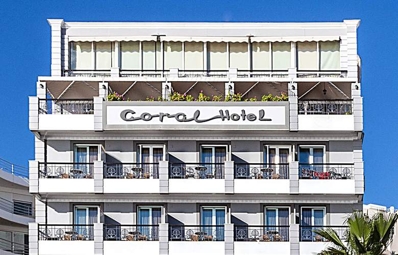 Coral Athens - Hotel - 0