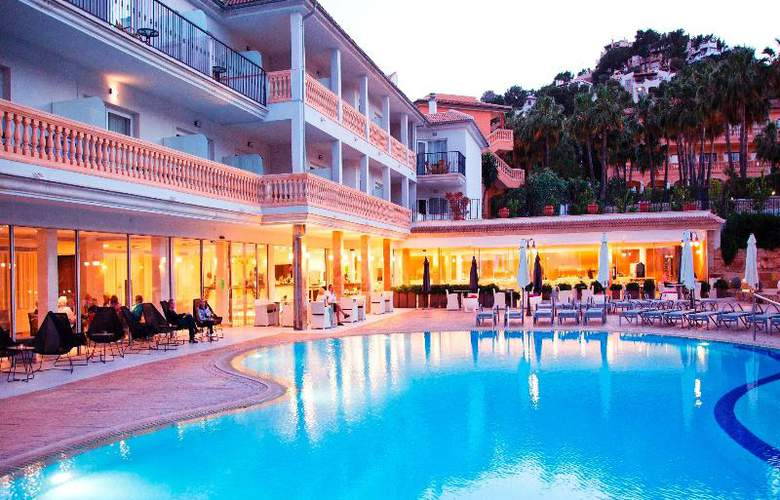La Pergola Aparthotel - Pool - 55