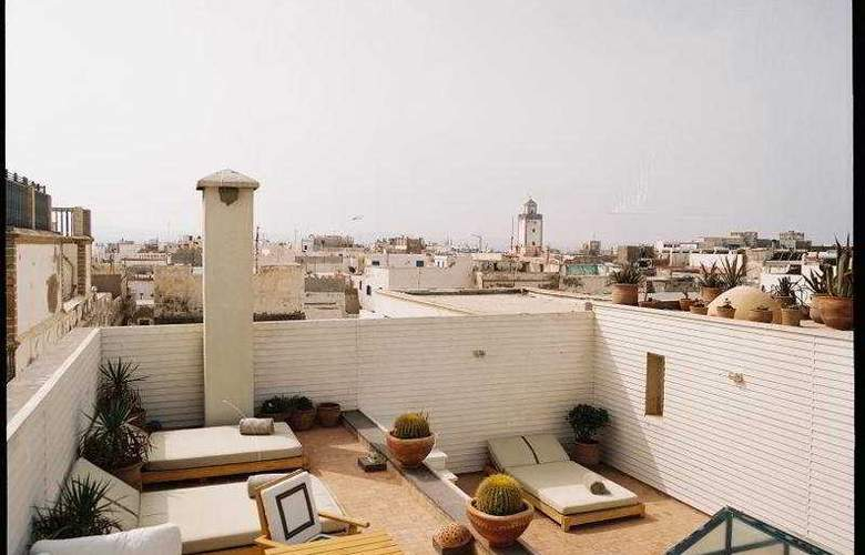 Riad Lotus O Marine - Terrace - 11
