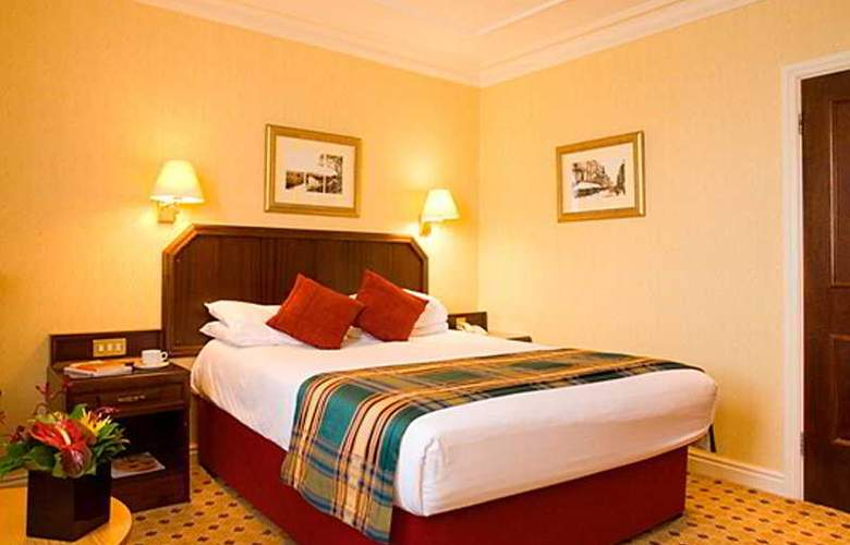The Rougemont Hotel by Thistle, Exeter - Room - 3