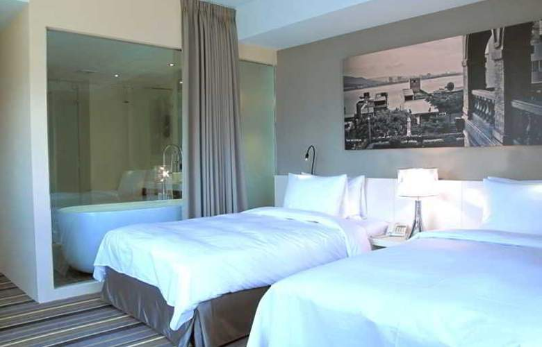 Hotel Day Plus Tamsui - Room - 7