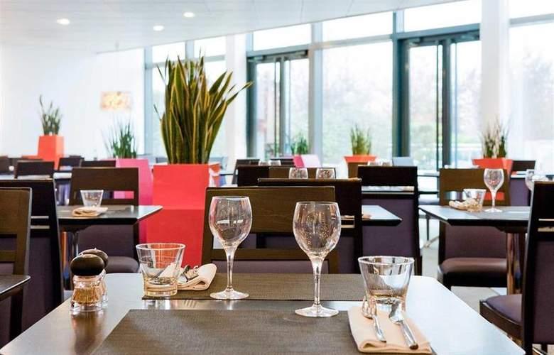 Novotel Marne La Vallee Noisy - Restaurant - 5