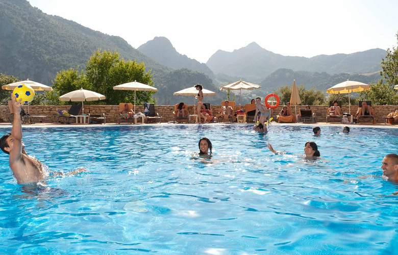 Fuerte Grazalema - Pool - 13