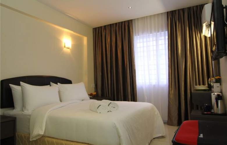 Sunbow Hotel Residency - Hotel - 0
